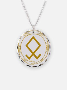 Ouroboros(plain) Necklace