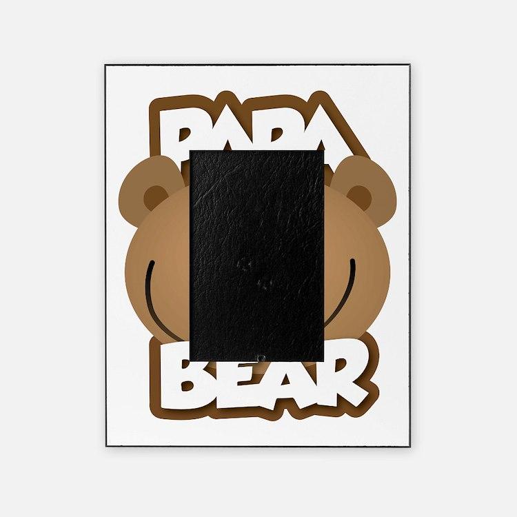 Papa Bear Picture Frame