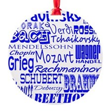Classical Composers Ornament