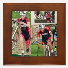 Bicycle Therapy Framed Tile