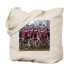 Bicycle Therapy Tote Bag