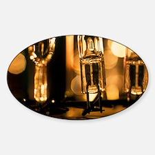 Halogene bulbs Decal