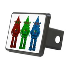 RGB Conehead Bots Hitch Cover