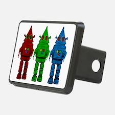 RGB Conehead Bots Hitch Cover
