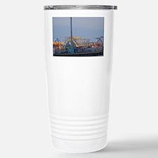 Seaside Heights at Nigh Travel Mug