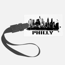 philly Luggage Tag