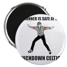Touchdown Celtics Magnet