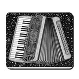 Accordion Classic Mousepad