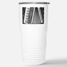 Accordion Stainless Steel Travel Mug