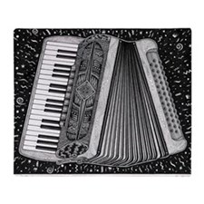 Accordion Throw Blanket