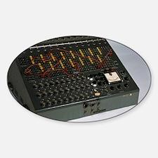 t4040100 Sticker (Oval)