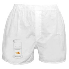 Fish Glass Boxer Shorts