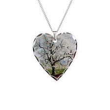 Carl Fredrik Hill Flowering F Necklace