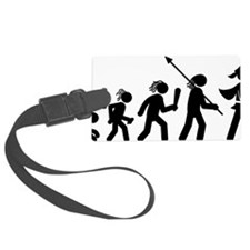Marching-Band---French-Horn-AAH1 Luggage Tag