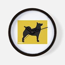 Buhund iPet Wall Clock