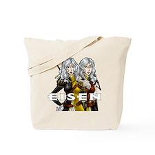 Dahlie and Lillie Tote Bag