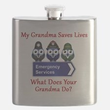 What Does Your Grandma Do? Flask