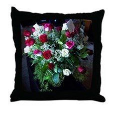 Roses for your Sweet Throw Pillow