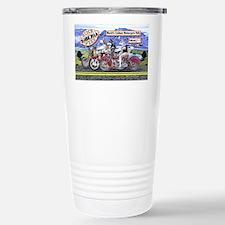 Siberian Husky Siberia  Stainless Steel Travel Mug