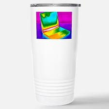 Laptop computer, thermo Travel Mug