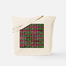 Ageing digital data, conceptual artwork Tote Bag