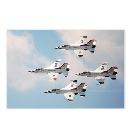 Thunderbirds Postcards (Package of 8)