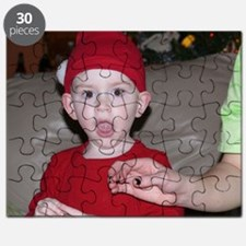Merry Christmas From Nik Puzzle