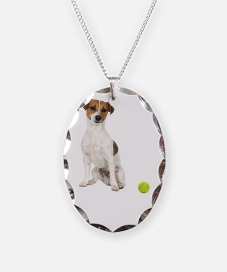 Jack Russell Terrier Life Necklace