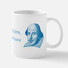 Shakespeare on Love (Hamlet) Mug
