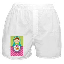 iTouch 2 Matryoshka case Boxer Shorts
