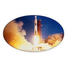 Launch of Apollo 11 spacecraft en r Decal