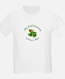 My Irish Granny Loves Me! T-Shirt