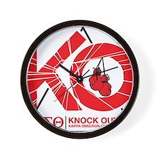 ko4 Wall Clock