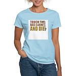 Bass Clarinet:Touch/Die Women's Light T-Shirt