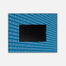 Binary code, artwork Picture Frame