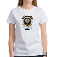 Found It! Geocaching Tee