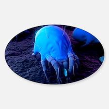 Dust mites, artwork Decal