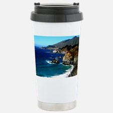 Big Sur on the Pacific  Stainless Steel Travel Mug
