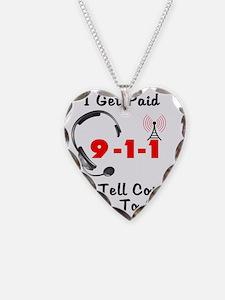 9-1-1 Dispatcher Necklace