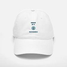 Owned by a Shepadoodle Baseball Baseball Cap