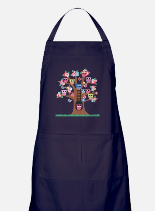 Whooos The New One? Apron (dark)