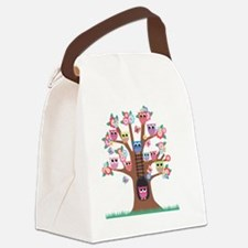Whooos The New One? Canvas Lunch Bag
