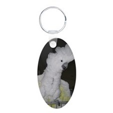 Umbrella Cockatoo - Ruth Keychains