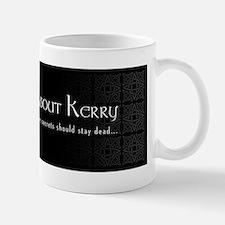 Truth About Kerry - Bumper Sticker Mug