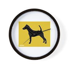 Terrier iPet Wall Clock