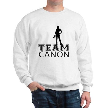 Team Canon Basic Sweatshirt