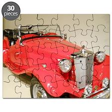 1952 Mark II MG Puzzle