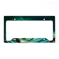 Kraken License Plate Holder