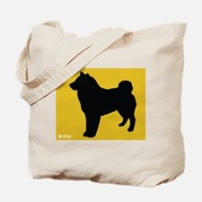 Sheepdog iPet Tote Bag