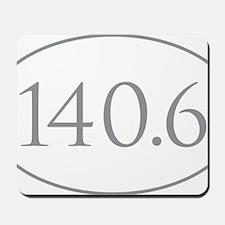 140.6 Triathlon Mousepad
